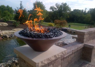 Water & Fire Features