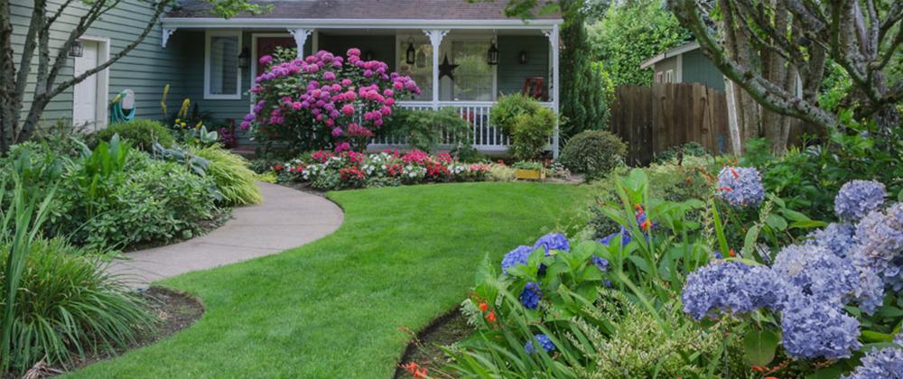 Spring Garden Clean Up