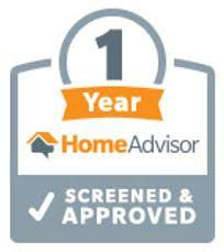 HomeAdvisor 1 Year