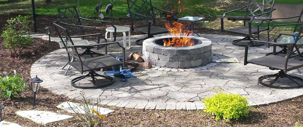 Fire Pits to Keep You Warm All Year photo