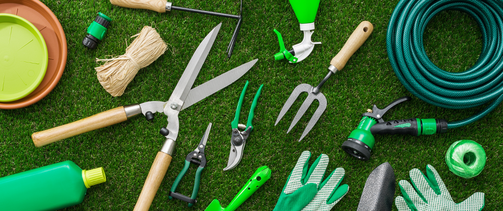 The Essential Gardening Tools Everyone Needs photo