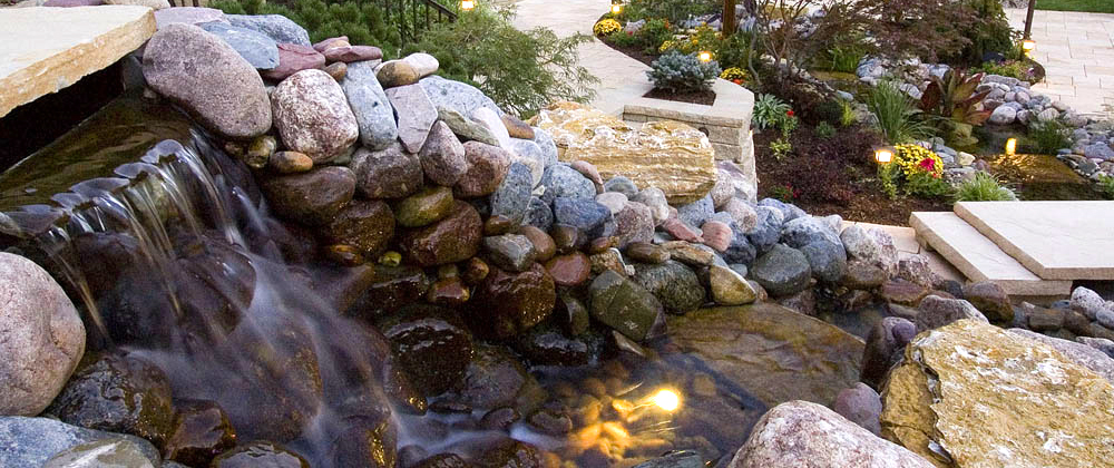 Water Features: Good for The Environment and Your Mental Health photo