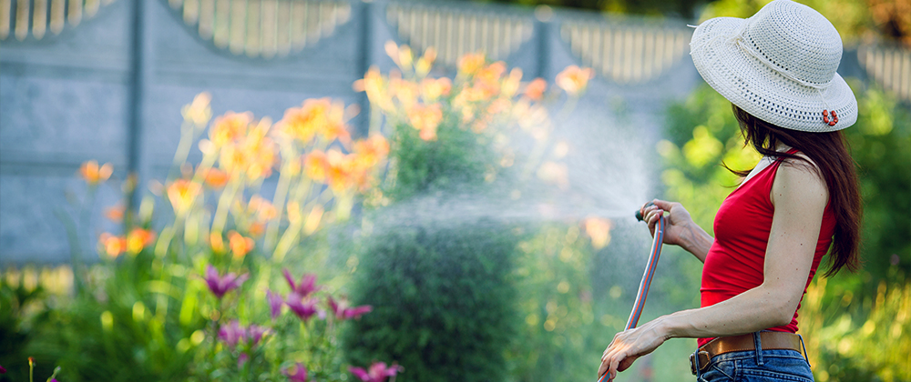 water-your-landscape-meyer-landscape-person-watering-flowers