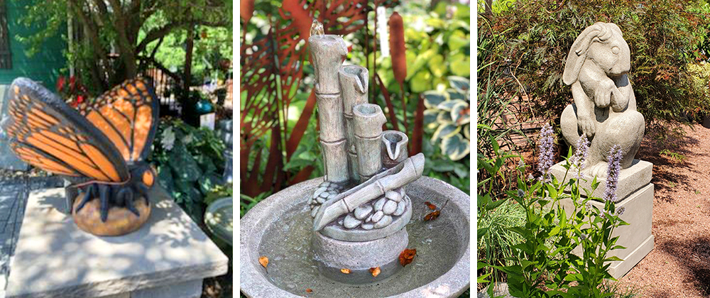 How to Add Garden Art & Decor To Your Landscape photo