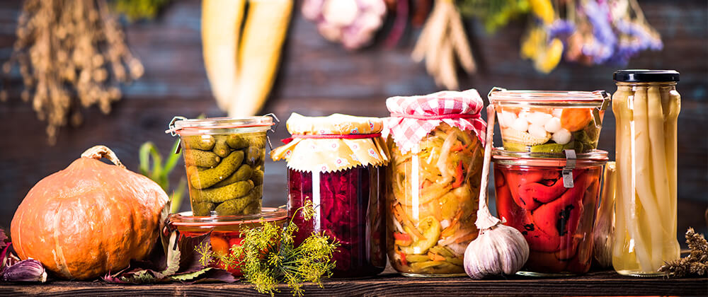 Ideas for Storing and Enjoying Your Autumn Harvest photo