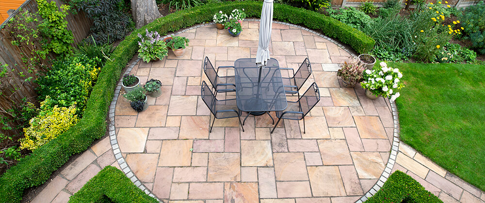 How to Clean Decorative Stone: Pavers, Boulders, Gravel photo