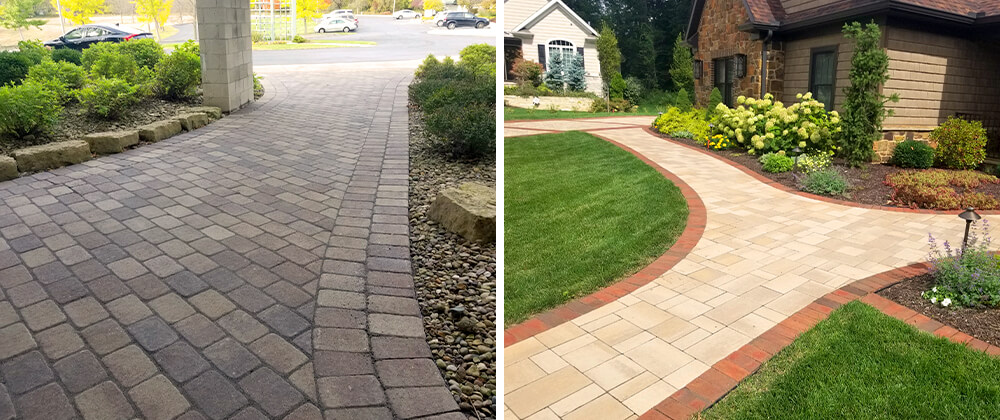 meyer landscape backyard features to add value walkways