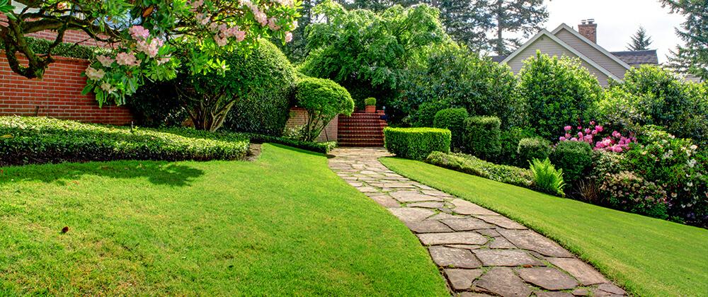 meyer landscape design crash course garden design stone pathway