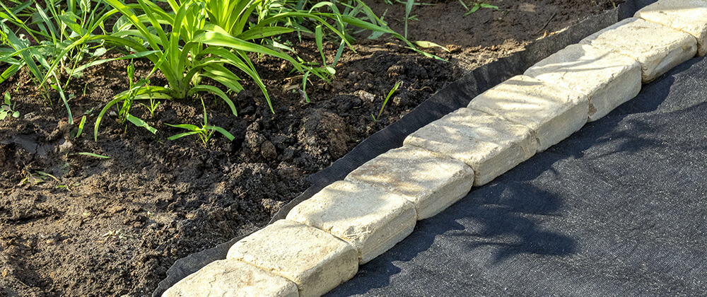meyer landscape pros cons landscaping fabric with paving stones